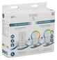 SCHWAIGER LED-Leuchtmittel »HOME4YOU«, 9,5 W, E27, 2700 – 6500 K, 806 lm-Thumbnail