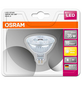 OSRAM LED-Leuchtmittel »STAR«, 4,6 W, GU5,3, 2700 K, 350 lm-Thumbnail