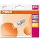 OSRAM LED-Leuchtmittel »Star Pin«, 2,6 W, G9, 2700 K, warmweiß, 320 lm-Thumbnail