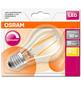 OSRAM LED-Leuchtmittel »SUPERSTAR CLASSIC«, 7,5 W, E27, 2700 K, warmweiß, 806 lm-Thumbnail