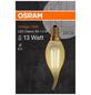 OSRAM LED-Leuchtmittel »Vintage 1906«, 1,4 W, E14, 2500 K, warmweiß, 120 lm-Thumbnail