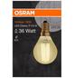 OSRAM LED-Leuchtmittel »Vintage 1906«, 4,5 W, E14, 2500 K, warmweiß, 420 lm-Thumbnail