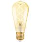 OSRAM LED-Leuchtmittel »Vintage 1906«, 5 W, E27, 2000 K, warmweiß, 250 lm-Thumbnail