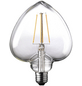 wofi® LED-Leuchtmittel »WOFI Filament E27«, 4 W, E27, 1800 K, extra-warm, 300 lm-Thumbnail