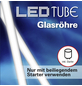 NÄVE LED-Leuchtröhre, 10 W, fest verbaut, 4000 K, neutralweiß, 900 lm-Thumbnail