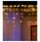 KONSTSMIDE LED-Lichtervorhang, 13 m mit 96 LED, warmweiß-Thumbnail