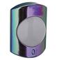 REV LED-Nachtlicht mit Farbwechselfunktion metallic 1-flammig 1 W 7,2 x 9,8 x 7,9 cm-Thumbnail