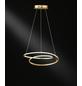 wofi® LED-Pendelleuchte »LORIS«, dimmbar, inkl. Leuchtmittel in warmweiß-Thumbnail