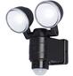 LED-Sensor-Außenstrahler »Arvid«, 8 W, inkl. Bewegungsmelder, IP44, kaltweiß-Thumbnail