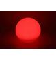 LED-Solarleuchte, kugelförmig, weiß-Thumbnail