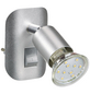 BRILONER LED-Steckerleuchte »CLIP«, GU10, inkl. Leuchtmittel in warmweiß-Thumbnail