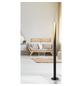 EGLO LED-Stehleuchte »BARBOTTO« schwarz/goldfarben, H: 137 cm, GU10 inkl. Leuchtmittel in Warmweiß-Thumbnail