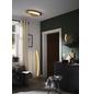 wofi® LED-Stehleuchte goldfarben mit 18 W, H: 142 cm, LED  in Warmweiß-Thumbnail