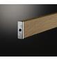 wofi® LED-Stehleuchte holzfarben mit 35 W, H: 138 cm, LED  in Warmweiß-Thumbnail
