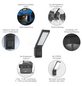 STEINEL LED-Strahler »XLED slim«, 10,5 W, inkl. Bewegungsmelder-Thumbnail