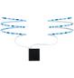PAULMANN LED-Streifen »Mobil Stripe«, Länge: 80 cm, 8 lm-Thumbnail