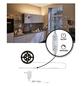 PAULMANN LED-Streifen »SimpLED«, 150 cm, warmweiß, dimmbar-Thumbnail