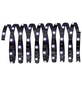 PAULMANN LED-Stripe »YourLED ECO Stripe 3m 21,6W, RGB«, Länge: 300 cm, 330 lm-Thumbnail