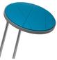 BRILLIANT LED-Tischleuchte blau, H: 23,60 cm, Integrierte LED inkl. Leuchtmittel-Thumbnail