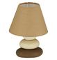 BRILLIANT LED-Tischleuchte »Paolo« braun, Schirm-Ø x H: 17 x 23 cm, E14 ohne Leuchtmittel-Thumbnail