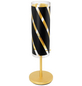 EGLO LED-Tischleuchte »PINTO NERO 1« schwarz/goldfarben, H: 50,5 cm, E27 ohne Leuchtmittel-Thumbnail