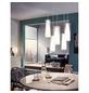 EGLO LED-Tischleuchte »PINTO« weiß/chromfarben, H: 50 cm, E27 ohne Leuchtmittel-Thumbnail