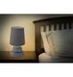NÄVE LED-Tischleuchte »Stoney« grau, Schirm-Ø x H: 12 x 31 cm, E14 ohne Leuchtmittel-Thumbnail