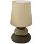 NÄVE LED-Tischleuchte »Stoney« natur, H: 31 cm, E14 ohne Leuchtmittel-Thumbnail