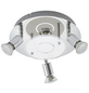 BRILONER LED-Wand-/Deckenleuchte »ORNA«, GU10, inkl. Leuchtmittel in warmweiß-Thumbnail