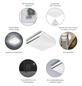 STEINEL LED-Wand-/Deckenleuchte »RS LED M2«, inkl. Leuchtmittel in warmweiß-Thumbnail