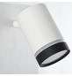 AEG LED-Wand-/Deckenleuchte weiss/schwarz 2-flammig, dimmbar, inkl. Leuchtmittel-Thumbnail