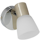 BRILLIANT LED-Wandleuchte »Janna« E14, inkl. Leuchtmittel in warmweiß-Thumbnail