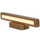 NÄVE LED-Wandleuchte »Rovere«, Holz/Metall-Thumbnail