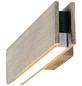 NÄVE LED-Wandleuchte »Straight«, inkl. Leuchtmittel in warmweiß-Thumbnail