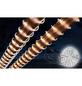 GLOBO LIGHTING Lichtschlauch »LIGHT TUBE«, 18 m mit 432 LED, weiß-Thumbnail