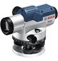 BOSCH PROFESSIONAL Linienlaser »GOL 20 G Prof + BT 160 Prof«, silberfarben/blau-Thumbnail