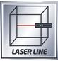 EINHELL Linienlaser »TC-LL 1«, rot/schwarz-Thumbnail