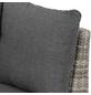 SIENA GARDEN Lounge-Eckteil »Navaro«, BxTxH: 81  x 81  x 77  cm, Polyrattan/ Polyester-Thumbnail
