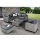 BEST Lounge-Hocker »Bonaire«, Aluminium, inkl. Auflage-Thumbnail
