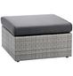 BEST Lounge-Hocker »Bonaire«, BxHxT: 72 x 43 x 72 cm, Polyrattan-Thumbnail