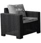 BEST Loungesessel »Kenia«, 1 Sitzplätze, inkl. Auflagen-Thumbnail