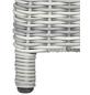 SIENA GARDEN Loungesessel »Soria«, BxTxH: 71  x 87  x 88  cm, Polyrattan/ Ppolypropylen (PP)-Thumbnail