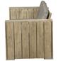 SIENA GARDEN Loungeset, 4 Sitzplätze, inkl. Auflagen-Thumbnail