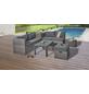CASAYA Loungeset »Basal«, 6 Sitzplätze, inkl. Auflagen-Thumbnail