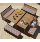 MERXX Loungeset »Hawaii«, 12 Sitzplätze, inkl. Auflagen, aus Akazienholz-Thumbnail