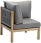 BEST Loungeset »Madagaskar«, Gestell: Holz, inkl. Auflage-Thumbnail