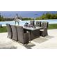 MERXX Loungeset »Riviera«, 6 Sitzplätze, inkl. Auflagen-Thumbnail