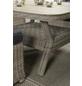 GARDEN IMPRESSIONS Loungetisch »Milwaukee«, mit Kunststoff-Tischplatte, BxTxH: 126,5 x 126,5 x 70 cm-Thumbnail