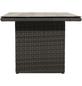 ploß® Loungetisch »Rocking«, mit Glas-Tischplatte, BxLxH: 85x140x68 cm-Thumbnail