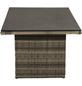 ploß® Loungetisch »Sydney«, mit Sicherheitsglas-Tischplatte, BxTxH: 140 x 85 x 68 cm-Thumbnail